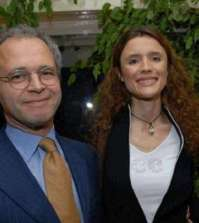 Enrico Mentana e Michela Rocco di Torrepadula