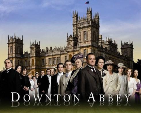 Downton Abbey Golden Globe 2014