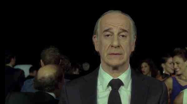 Toni Servillo su Canale 5