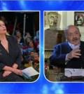 Mara Venier intervista Maurizio Costanzo
