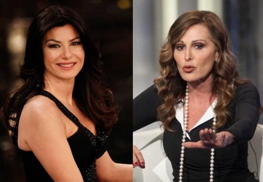Ilaria D'Amico e Daniela Santanchè