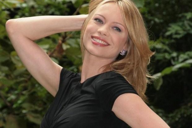 foto dell'attrice anna falchi