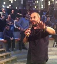 Gianluigi Paragone conduce La Gabbia