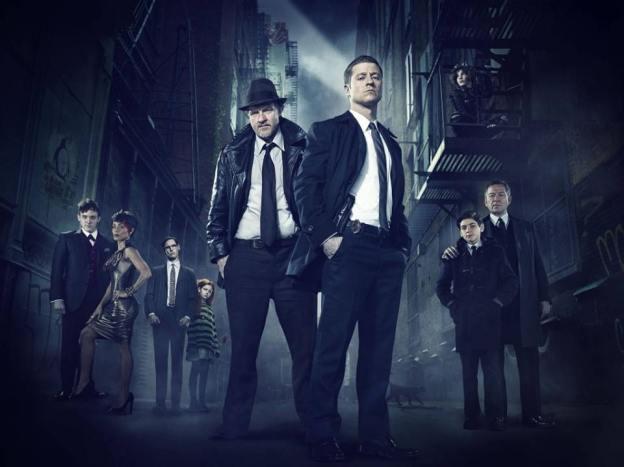 Gotham: la serie-evento su Italia1