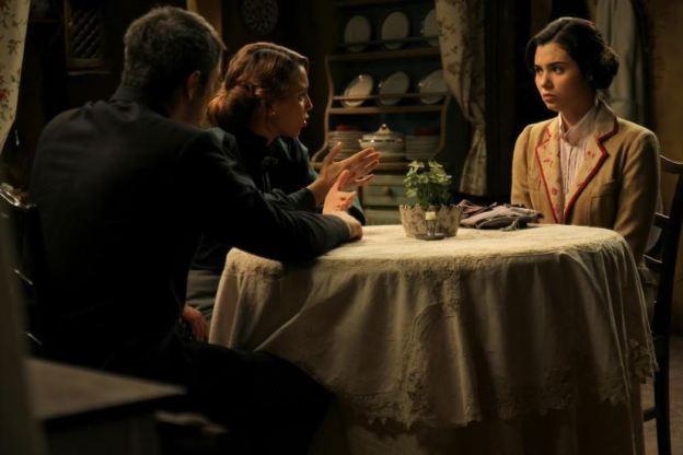 Alfonso, Emilia e Maria