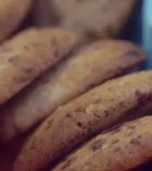 foto chocolate chip cookies