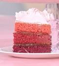 foto dolci dopo il tiggì rose cake
