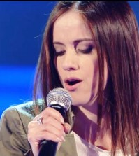 Chiara Iezzi a The Voice