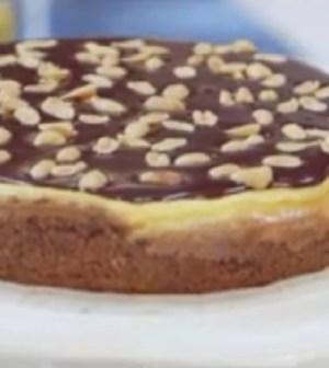 foto cheesecake al cioccolato