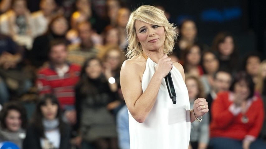 Maria De Filippi lascia la Mediaset? La sua risposta sorprende