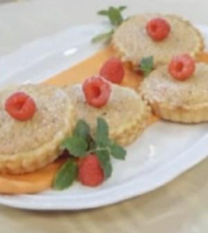foto tortine con crema di nocciola