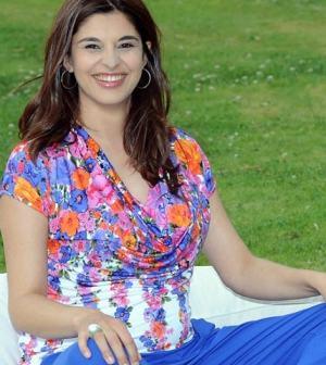 foto Benedetta Rinaldi incinta