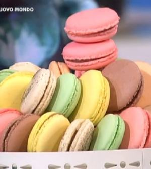foto macarons