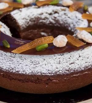 foto ciambella al cioccolato