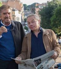 foto Gigi Proietti e Marco Marzocca in Una pallottola nel cuore 2