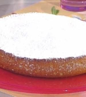 La prova del cuoco: torta yogurt e limone / Detto Fatto: dolce di oggi