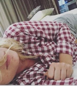 Emma: risveglio amaro per la Marrone. LA FOTO