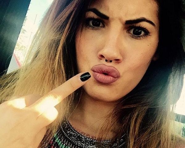 Giulia De Lellis litiga sul web con Gabriella Teodosio