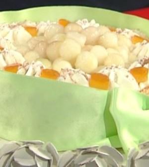 La prova del cuoco: torta di amaretto di oggi, 3 ottobre