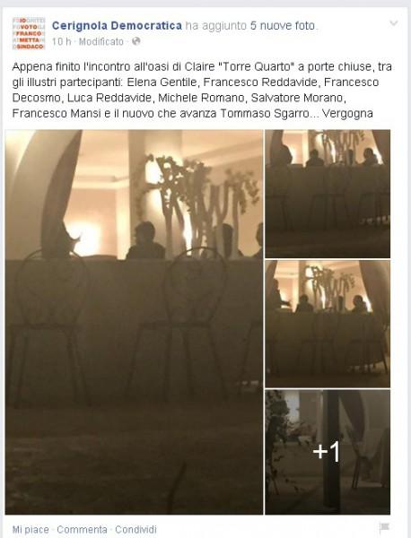 Screenshot cerignola democratica ok