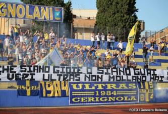 Coppa Italia: dilaga a Canosa l'Audace, sei gol per il passaggio agli ottavi