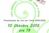 Verderamina presenta i corsi di ceramica per l'anno 2015/2016
