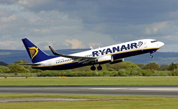 Ryanair annuncia investimenti per 1 mld dollari in Italia nel 2017