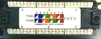 110 Block Wiring Diagram 25 Pair Category 5 5e Amp Cat 6 Cabling Tutorial And Faq S