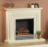Carina Eco Electric Fireplace, Ireland, Electric Heaters ...