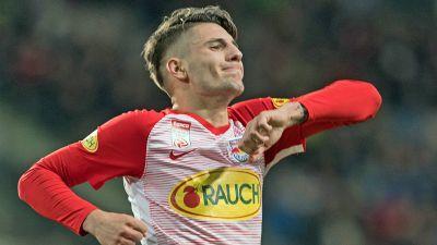 Dominik Szoboszlai verlängert bei Salzburg bis 2022 - LAOLA1.at