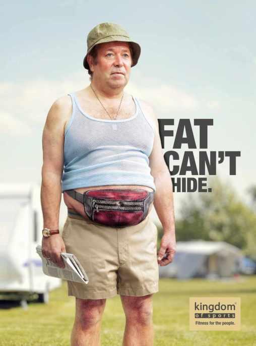 fat can't hide lapanoramica.cat la panoramica publicitat publicidad