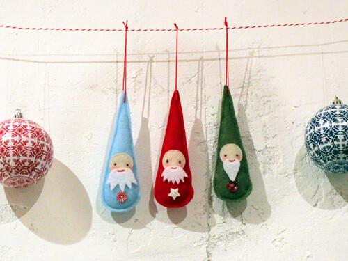 Decorazioni natalizie fai da te lapappadolce