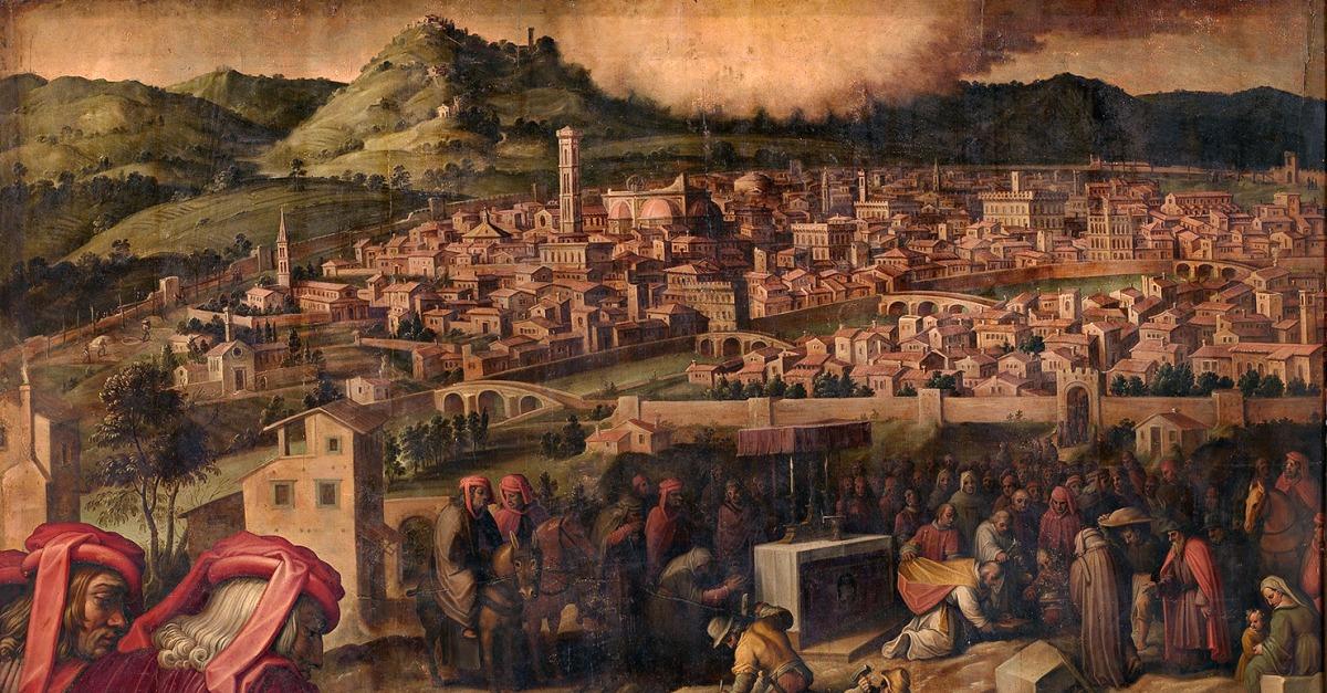 The Renaissance Of City States Laphams Quarterly