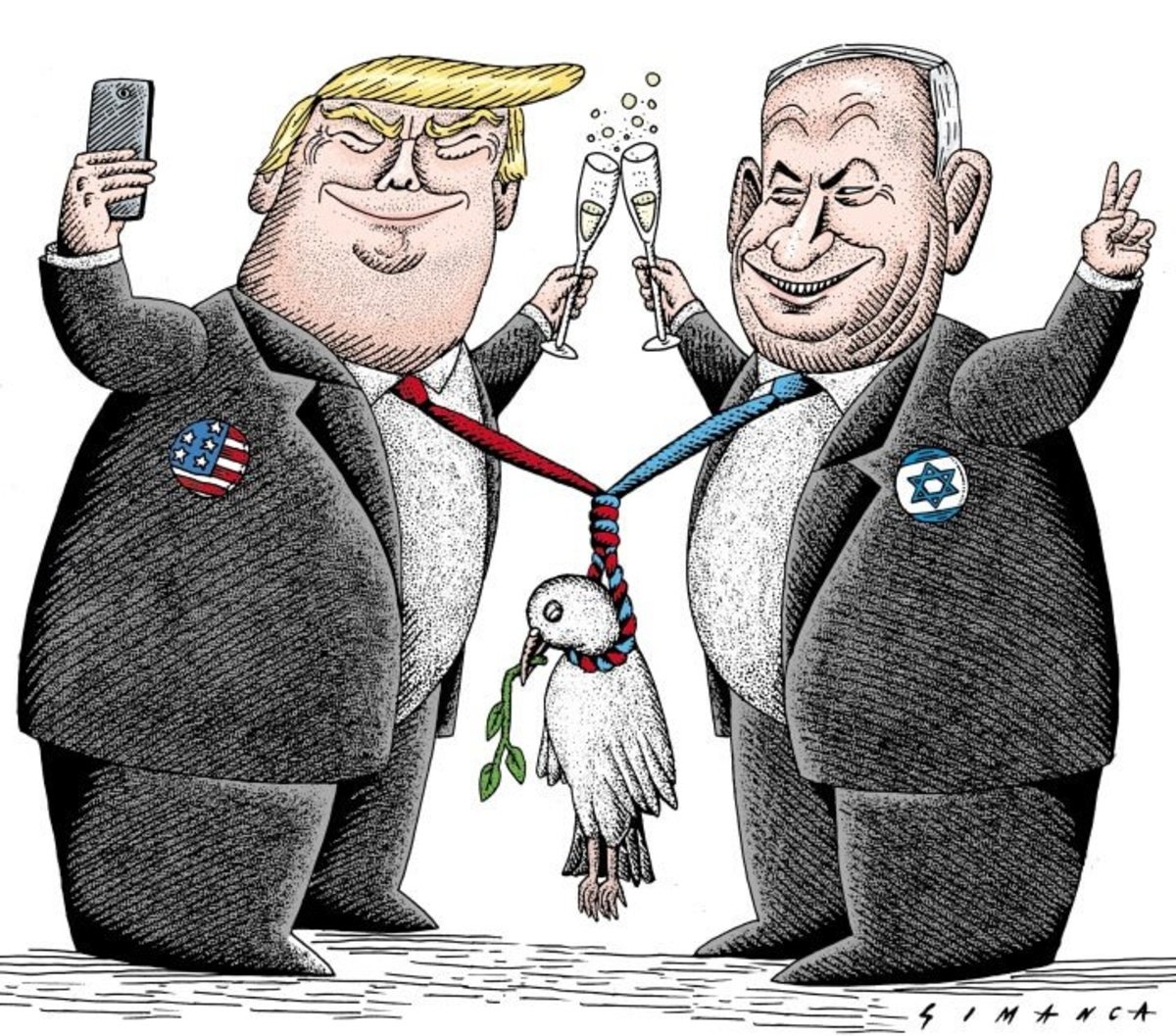 The USA and Israel as Big and Little Prussia - LA Progressive