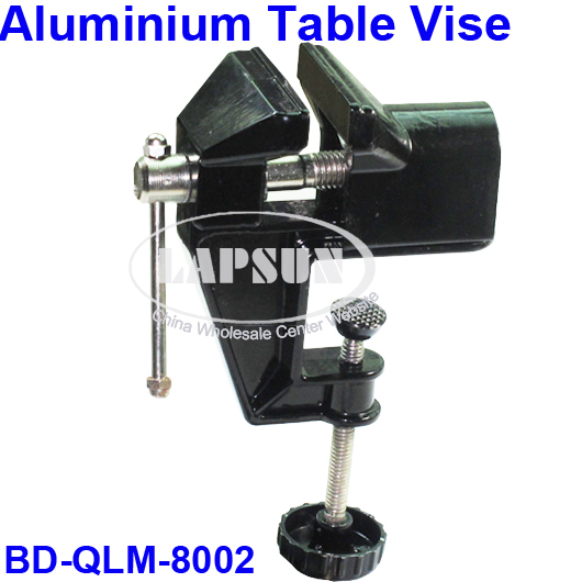 Alloy Aluminium Mini Light Table Bench Vise Vice Clamp Jewelers Work