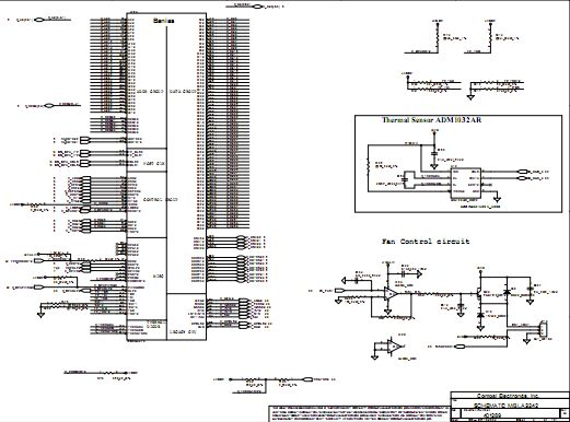 acer aspire 7520 circuit diagram