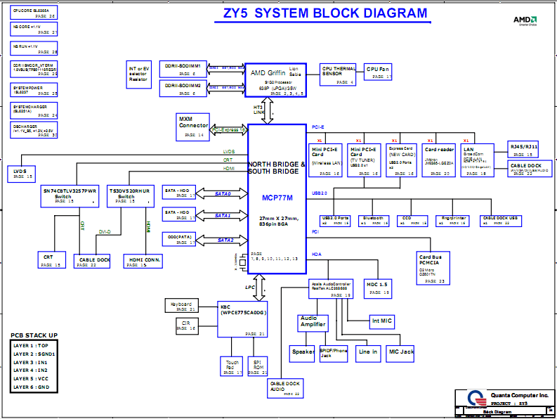 schematic diagram 7230