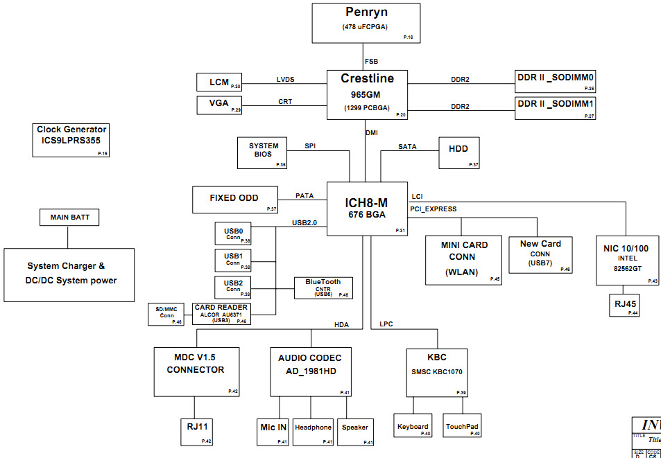 Compaq Power Supply Wiring Diagram Electrical Circuit Electrical