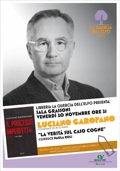 Luciano Garofano - La Quercia dell'Elfo - poster 2009