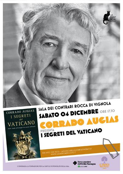 Corrado Augias - La Quercia dell'Elfo - poster 2010