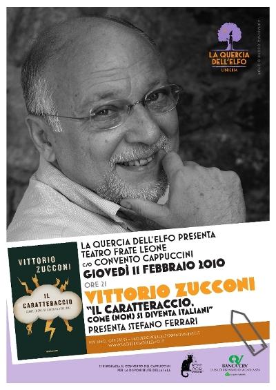 Vittorio Zucconi - La Quercia dell'Elfo - poster 2010
