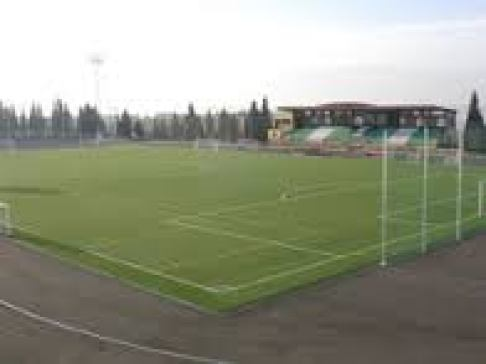 Campo de Futbol actual