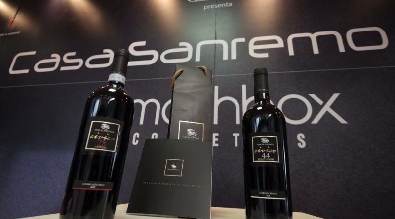 i vini di Tenuta Fontana a Casa Sanremo