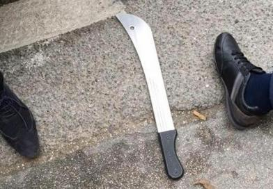Sorpresi in possesso di un machete: denunciati due pregiudicati