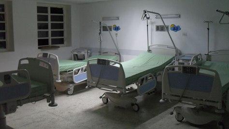 Obstetricia I es el único operativo pero las camas nuevas pasan más tiempo vacías que con pacientes. Manuel Alegría