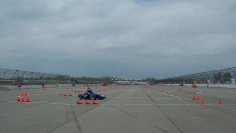 Prueba Endurance Fórmula SAE 2015