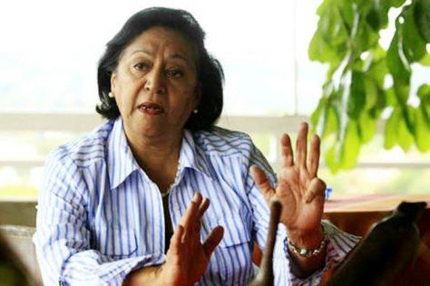 Isabel Pereira sustituye a María Corina Machado