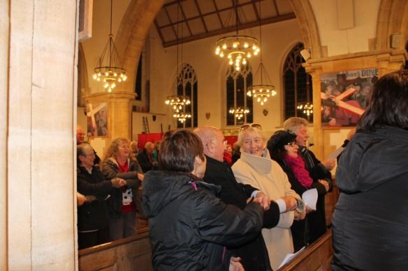 England 2015 publikum St. Nicholas 8275