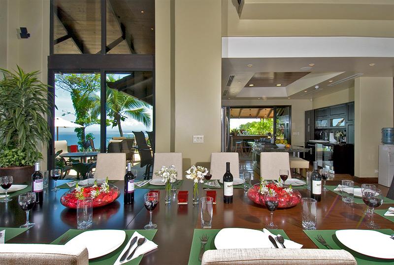 La Reserva Manuel Antonio - Casa Paraiso - Luxury Costa Rica - room rental contract