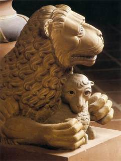 37663-lion-taking-a-lamb-romanesque-sculptor-german